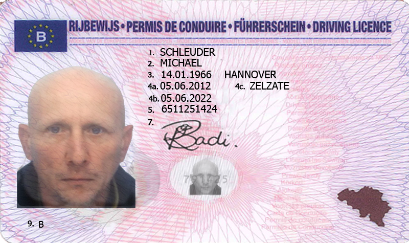 Buy Belgian driver's license online where can i buy a drivers license online belgium where to buy belgian drivers license online picture of belgian driver's license